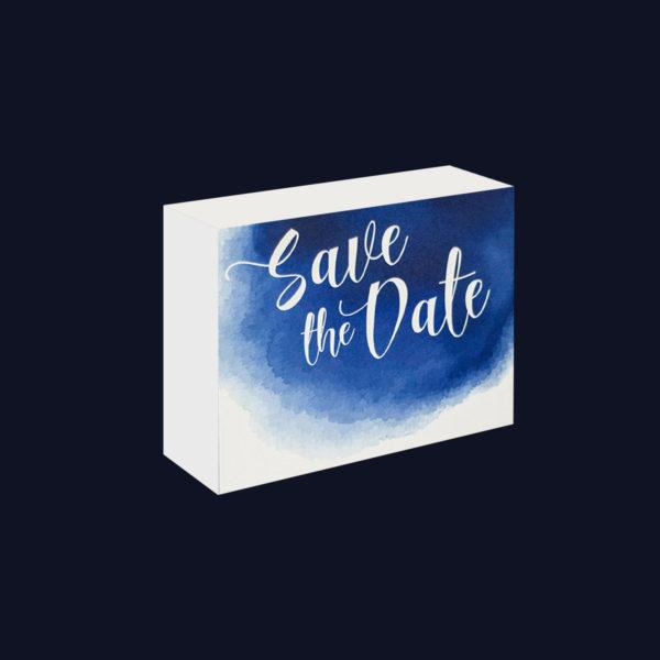 Κουτάκι Γάμου «SAVE THE DATE» - ΤΥΠΟΓΡΑΦΕΙΟ ΣΑΠΛΑΧΙΔΗ