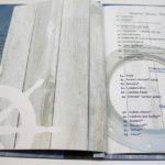 Ξύλινος Κατάλογος Menu